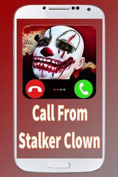 Call Prank From Stalker Clowns poster