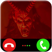 Call Prank From Krampus icon