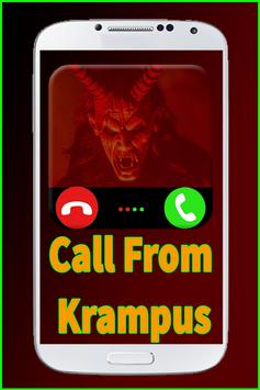 Call Prank From Krampus poster