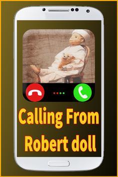 Call from Robert Prank apk screenshot