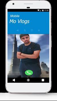 Fake Call From Mo Vlogs screenshot 14