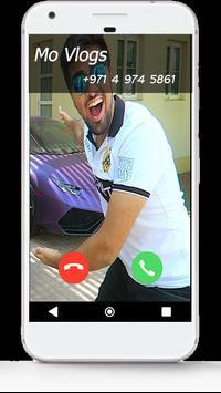 Fake Call From Mo Vlogs screenshot 7