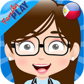 Tagalog Toddler Games for Kids icon