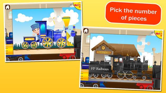 Train Puzzles screenshot 4