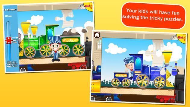 Train Puzzles screenshot 6