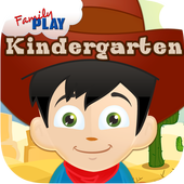 Kindergarten Learning Games icon