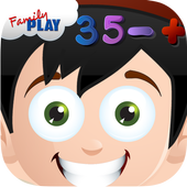 Cowboy Preschool Math Games icon