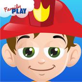 Fireman Toddler School Free icon