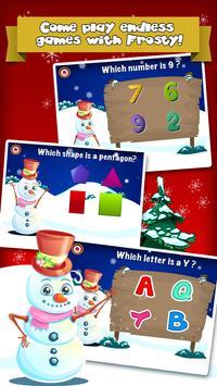Frosty's Playtime Kids Games apk screenshot