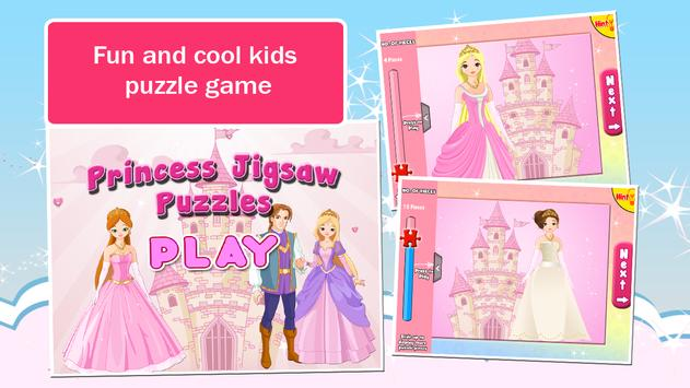 Princess Puzzles apk screenshot