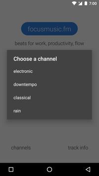 focus music screenshot 2