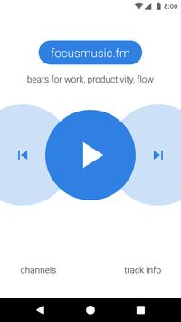 focus music screenshot 3