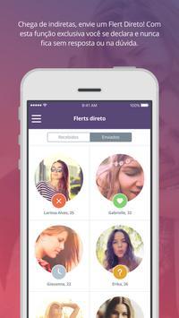 Flert - App de relacionamento screenshot 4