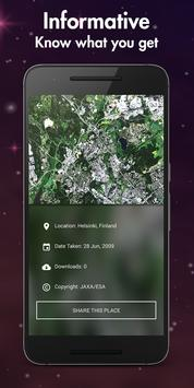 fromSpace - Earth Wallpapers apk screenshot