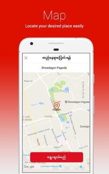 GoOutz - (Let's go out in Yangon Myanmar) screenshot 2