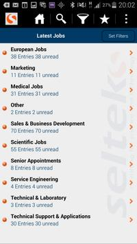 Science Jobs apk screenshot