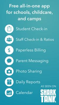 Brightwheel - Classroom Management & Business Tool Poster