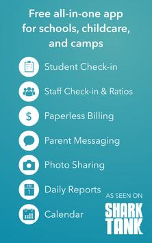Brightwheel - Classroom Management & Business Tool captura de pantalla de la apk