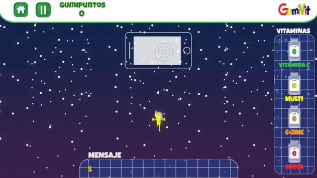 Gumidivertido Viaje Espacial screenshot 1