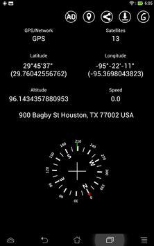 Simple GPS Coordinate Display screenshot 7