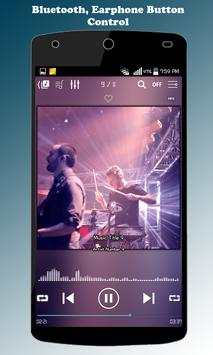 ZZang Music Player Free screenshot 2