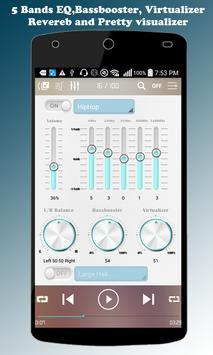 ZZang Music Player Free screenshot 6