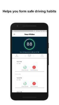 Kruzr - Driving Assistant for Distracted Driving apk screenshot