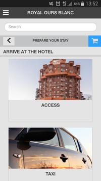 Hotel Royal Ours Blanc screenshot 1