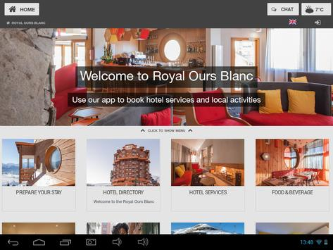 Hotel Royal Ours Blanc screenshot 5