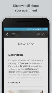L'Agence de Paris apk screenshot