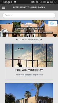 Hotel Monotel Dar El Barka poster