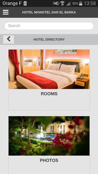 Hotel Monotel Dar El Barka screenshot 2