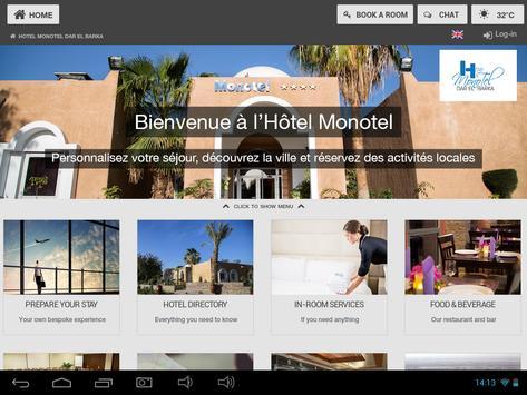 Hotel Monotel Dar El Barka screenshot 5