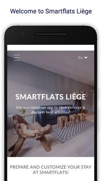 Smartflats Liege poster