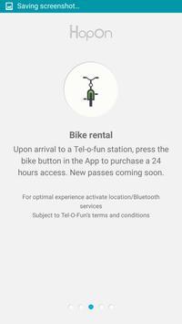 HopOn - charge your RavKav apk screenshot