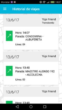 Yupi:  Alicante Bus pago y recarga imagem de tela 5