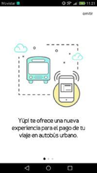 Yupi:  Alicante Bus pago y recarga imagem de tela 1