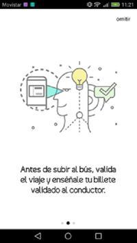 Yupi:  Alicante Bus pago y recarga imagem de tela 2