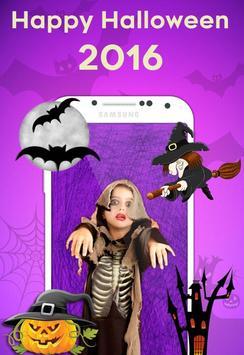 Halloween Stickers MakeUp 2016 poster