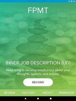 Inner Job Description apk screenshot