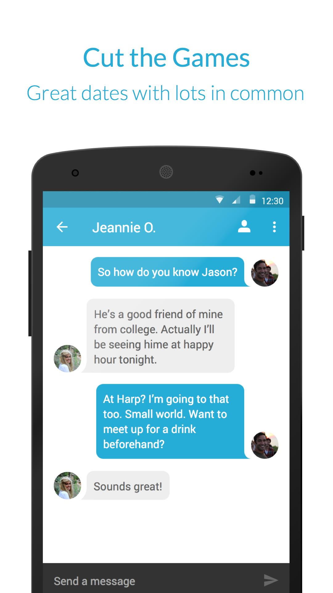 Hinge for Android - APK Download