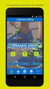 Humber Runner poster