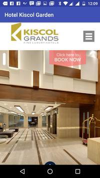 Hotel Kiscol Grands apk screenshot