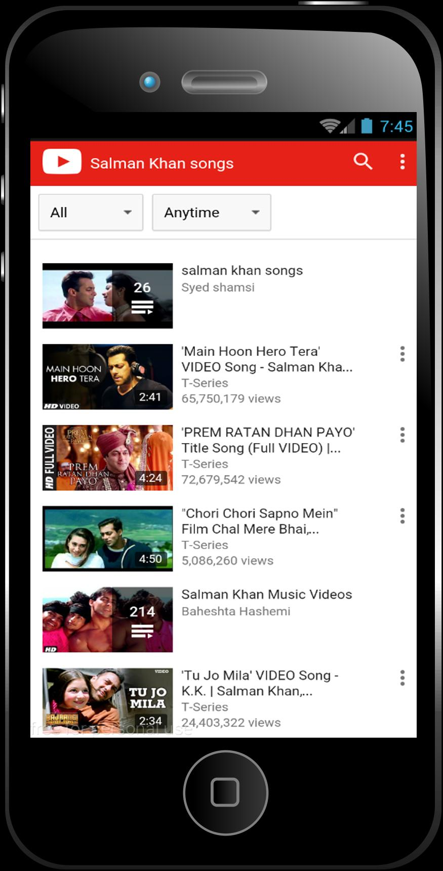 Sultan Salman Khan Songs for Android - APK Download