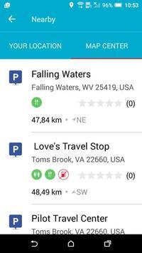 Truck Parking USA screenshot 1