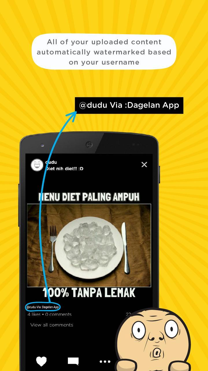 Dagelan for Android - APK Download