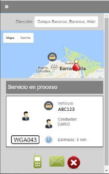 Taxis 386 apk screenshot