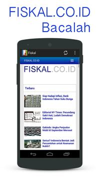 Fiskal Indonesia apk screenshot