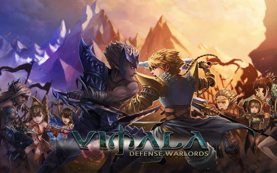 Vimala: Defense Warlords poster