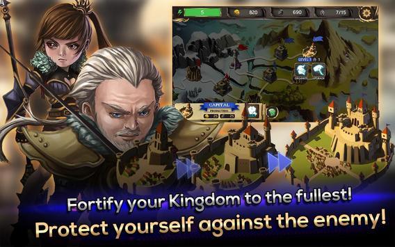 Vimala: Defense Warlords apk screenshot